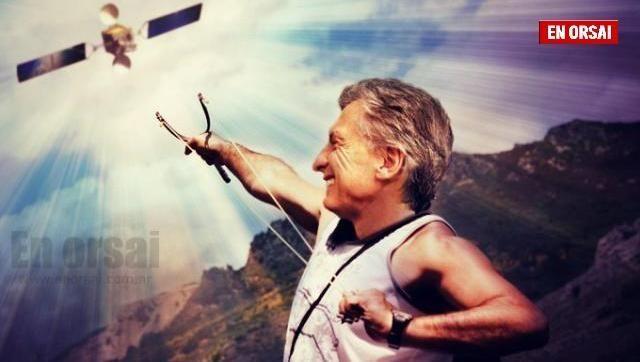 """27 de Febrero de 2017                   TRISTEZA Ex vicepresidente de Arsat: """"No puede haber soberanía satelital con Macri, sí con Cristina"""".  El Ministerio de Comunicaciones le genera competencia a la propia empresa que dirige: Arsat"""