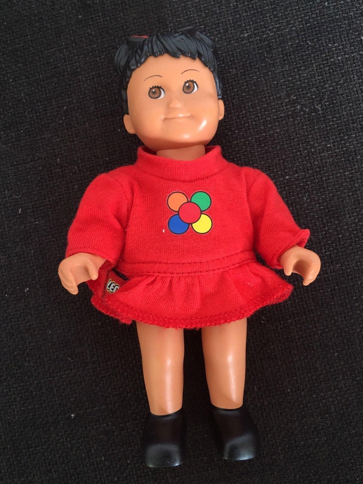 Mädchen Marie Figur große Puppe Education 2952 Lego Duplo