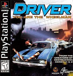 Driver, I played the demo disc over and over and over, while waiting for this game to release.