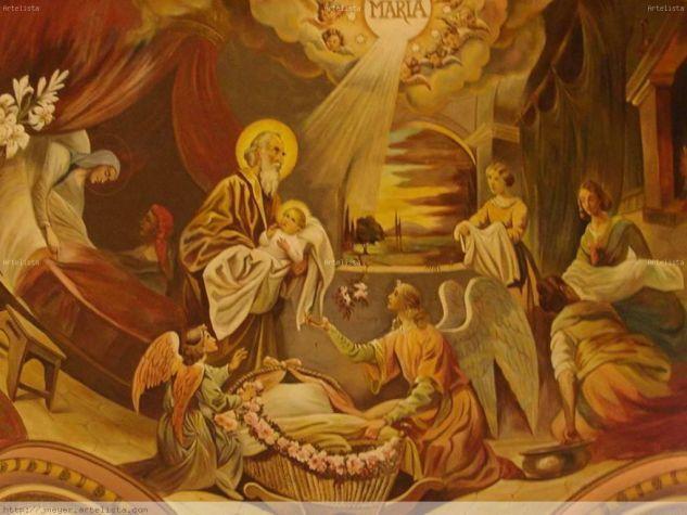 8/09 - Natividade de Nossa Senhora