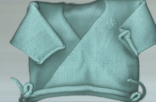 Very Easy Beginners Midgauge Machine Knit Baby Sweater By Mar Heck