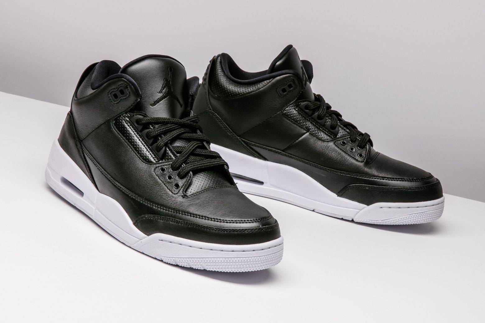 788811248e1d Black White · Tennis · How fitting for the day. Check out the Air Jordan 3