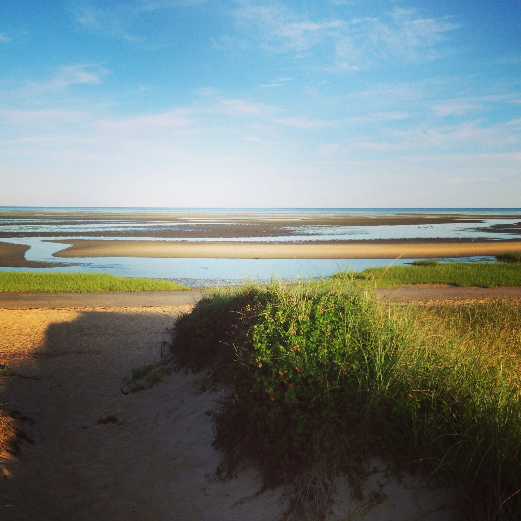 First Encounter Beach, Eastham MA. Missing The Cape