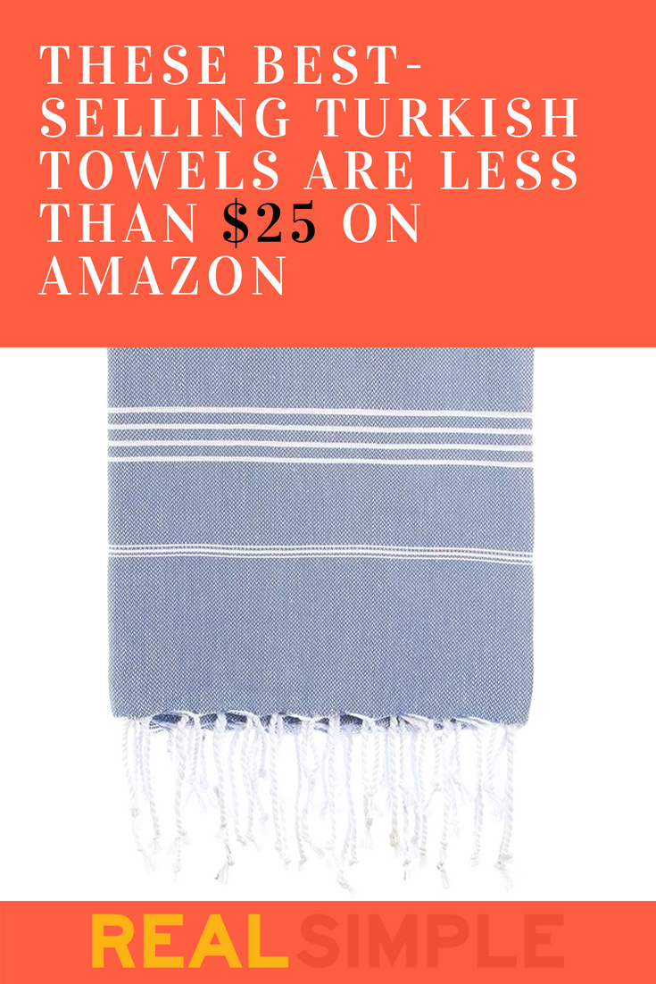 These Best Selling Top Rated Turkish Towels Are Less Than 25 On