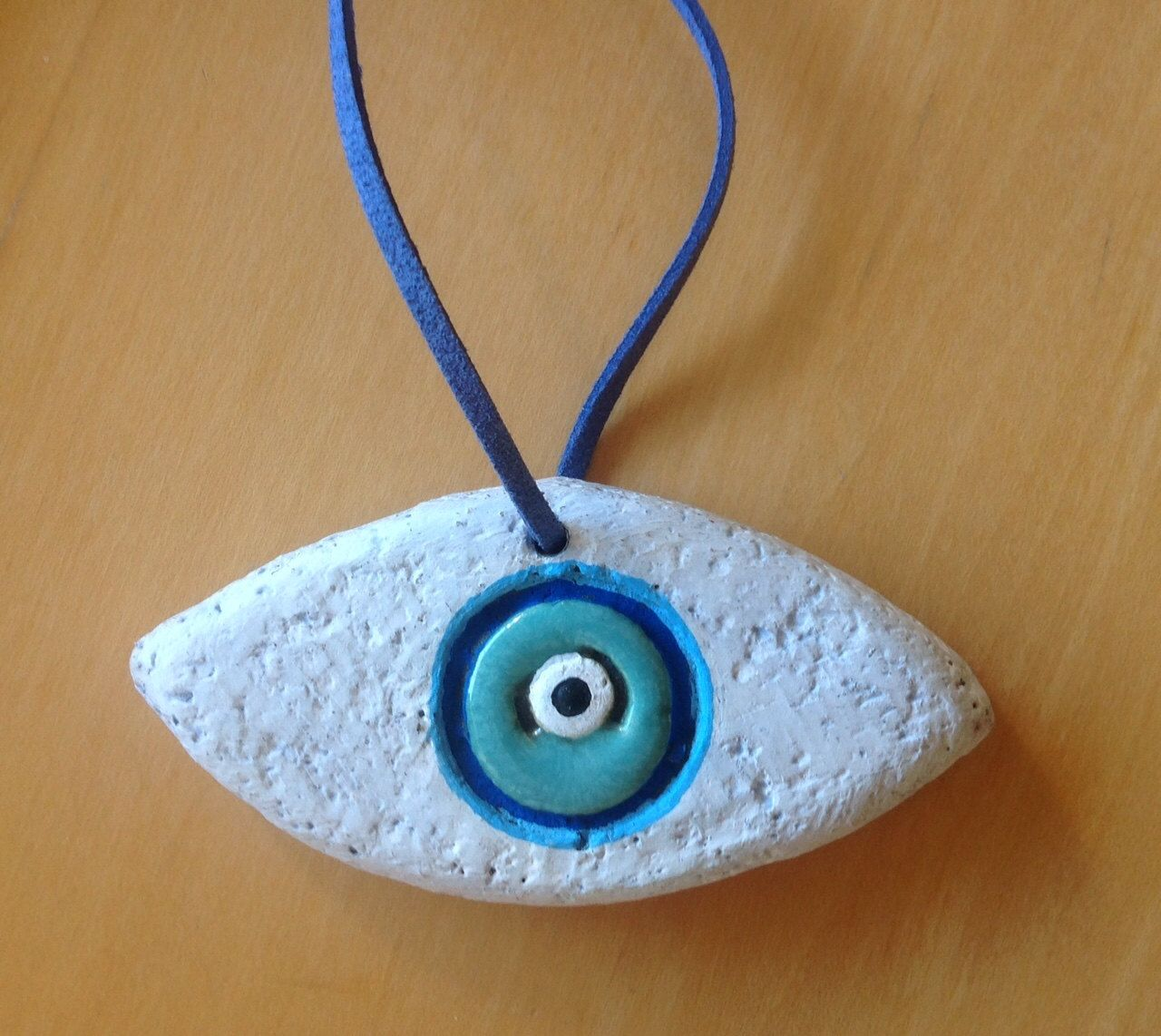 Evil eye wall hanging ornament home decor evil eye symbol or lucky evil eye wall hanging ornament home decor evil eye symbol or lucky charm for home amipublicfo Gallery