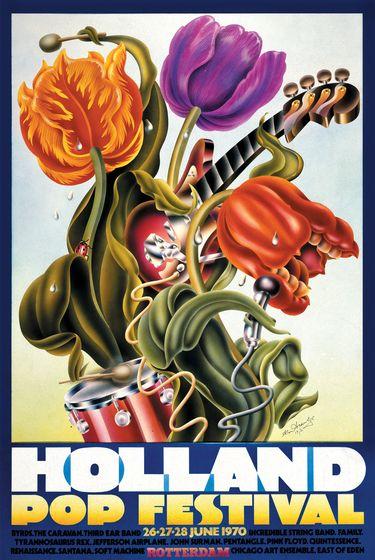 – Holland Pop Festival 1977