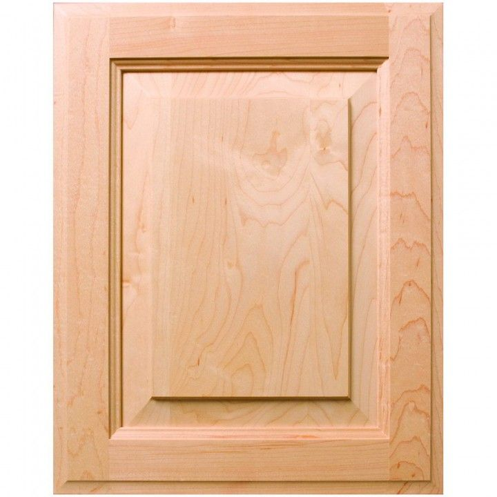Custom Revere Traditional Style Raised Panel Cabinet Door | Rockler  Woodworking And Hardware