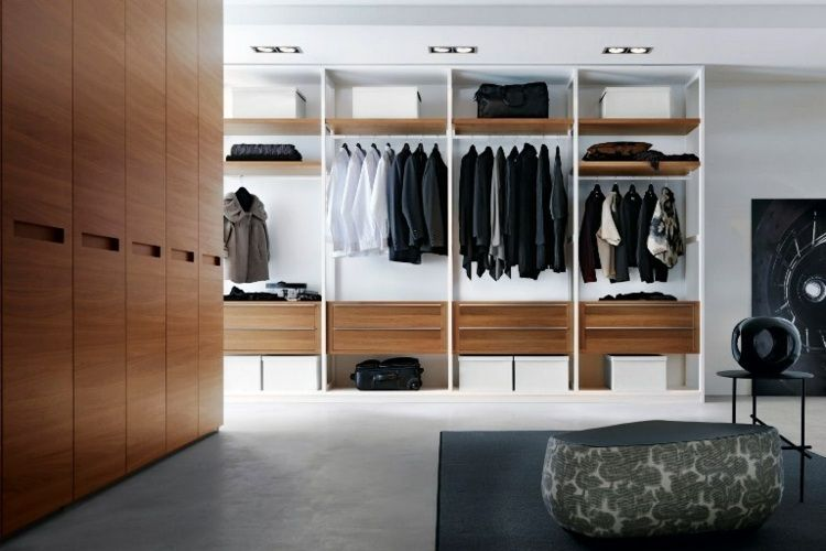 VARIUS Dressing Du0027angle By Presotto Industrie Mobili Design  Tormena Neadesign | Pour La Maison | Pinterest | Pour La Maison, La Maison  Et Maisons