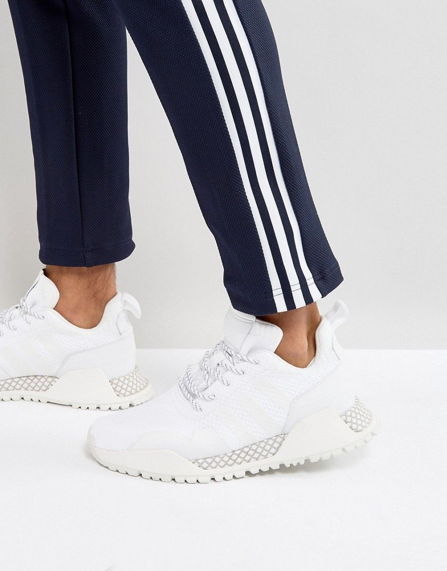 big sale 08fa2 00784 ADIDAS ORIGINALS H.F1.4 PRIMEKNIT SNEAKERS IN WHITE BY9396 - WHITE.  adidasoriginals shoes