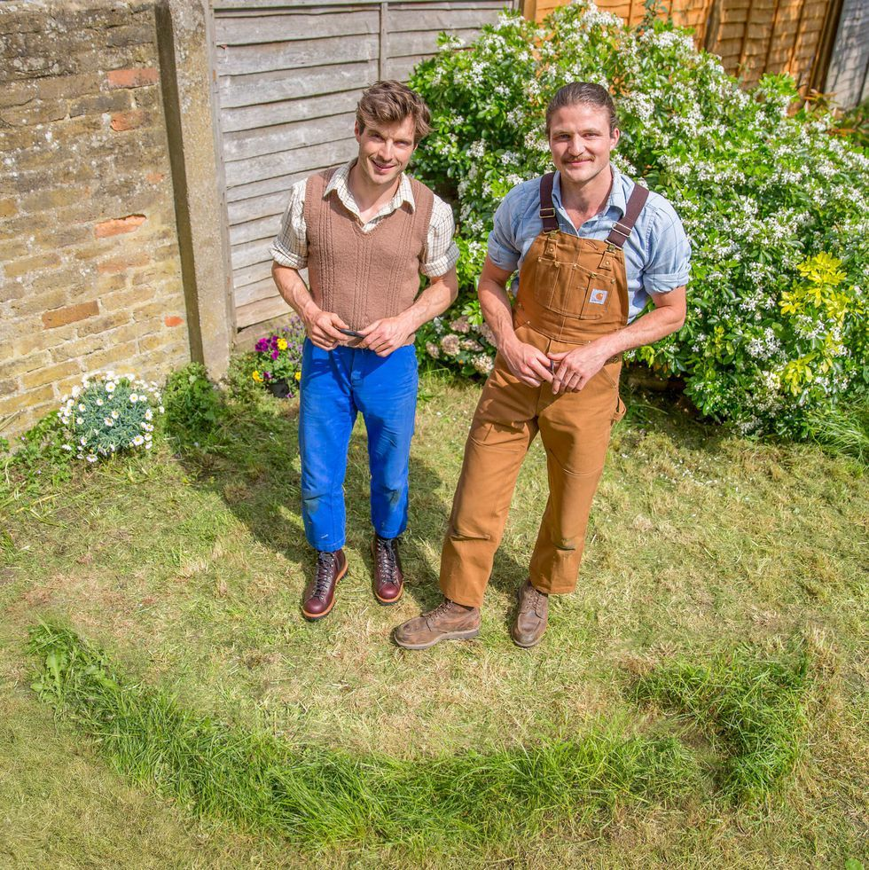 The Rich brothers reveal the 5 top summer garden trends ...