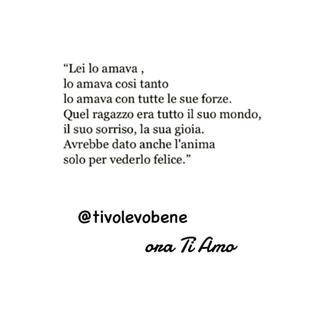 """Amato Mi piace"""": 981, commenti: 2 - Frasi Di Tumblr (@tivolevobene) su  BU22"""