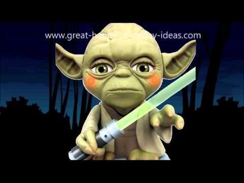 yoda sings happy birthday to you it s funny darth