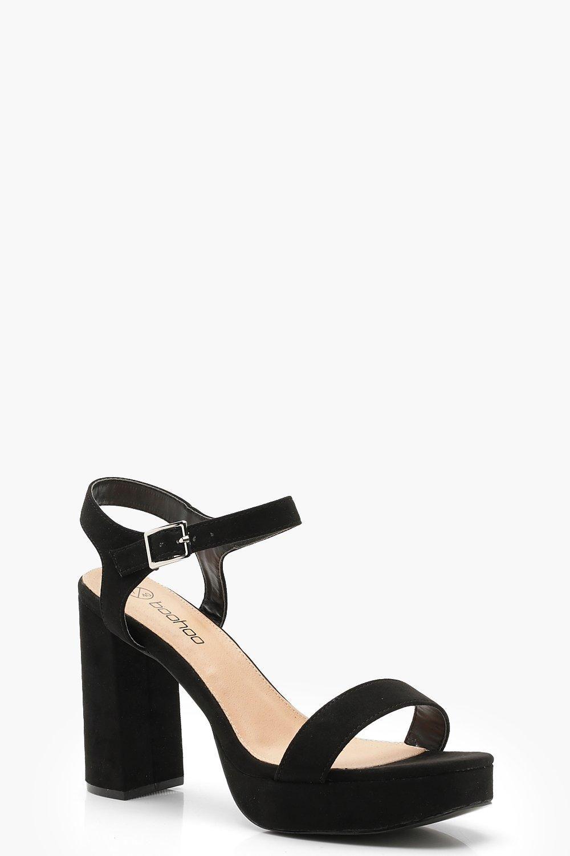 extra wide platform sandals