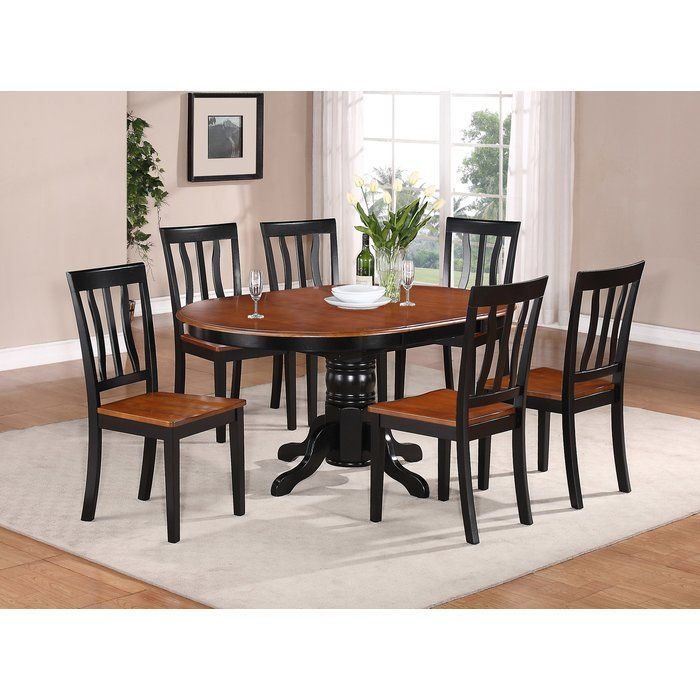 Attamore 7 Piece Dining Set Kitchen Table Settings