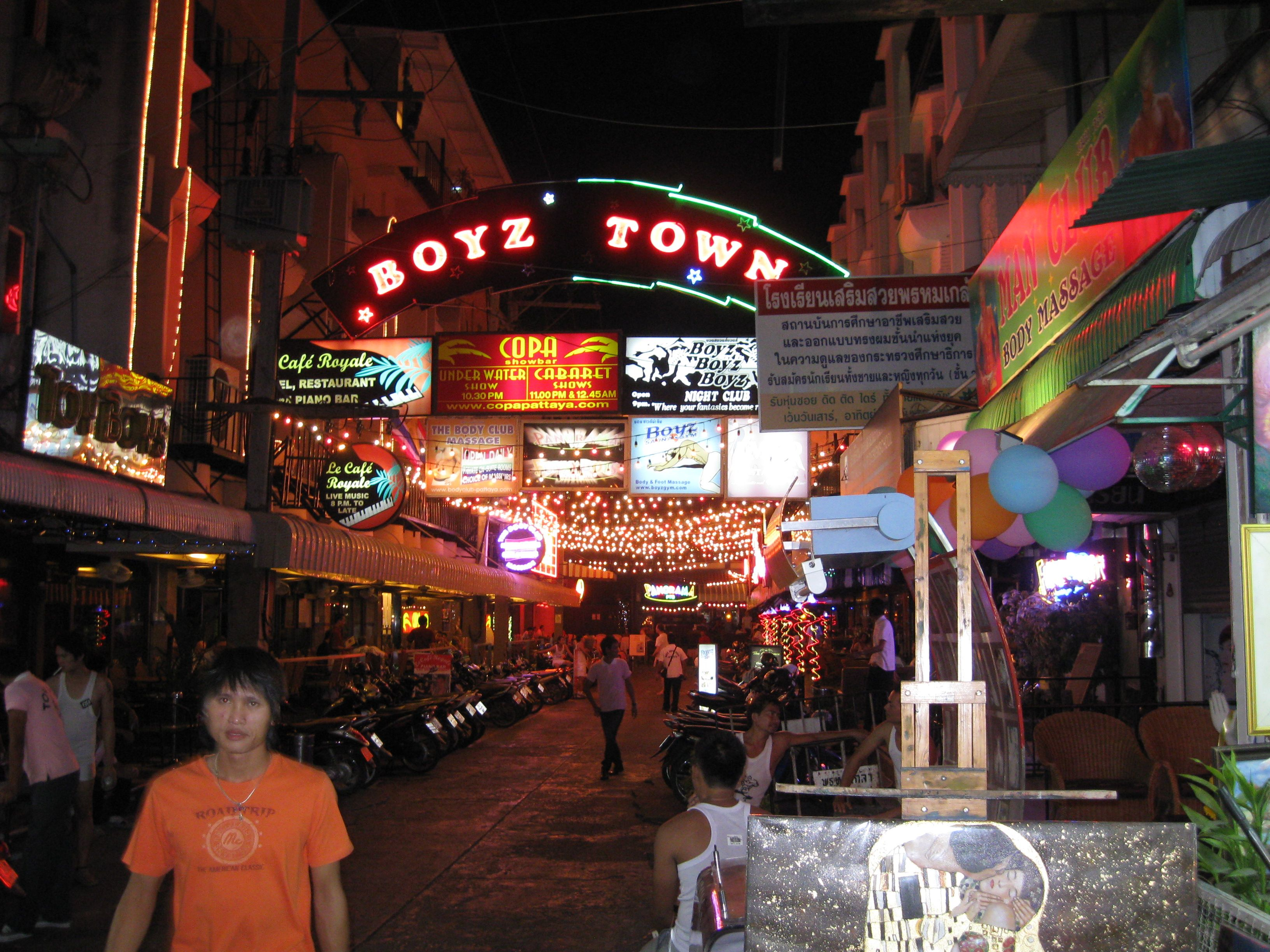 Boys Town (Pattaya)