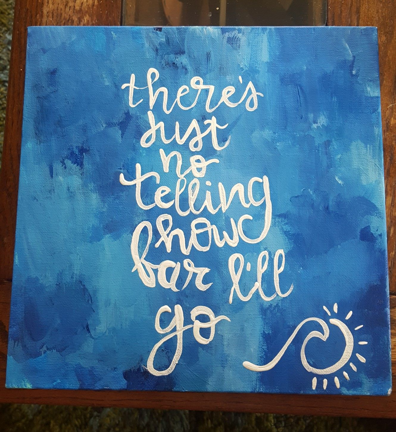 Moana Canvas Painting Canvas Painting Quotes Disney Quote Paintings Canvas Painting Diy
