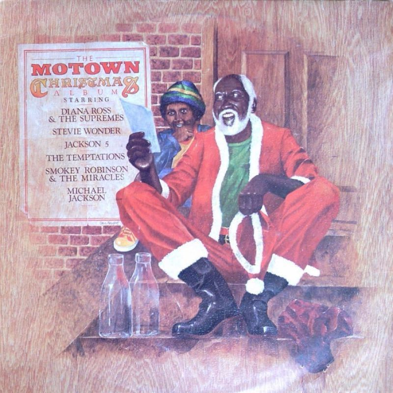 Motown Christmas Music.Various Artists The Motown Christmas Album Motown Stml
