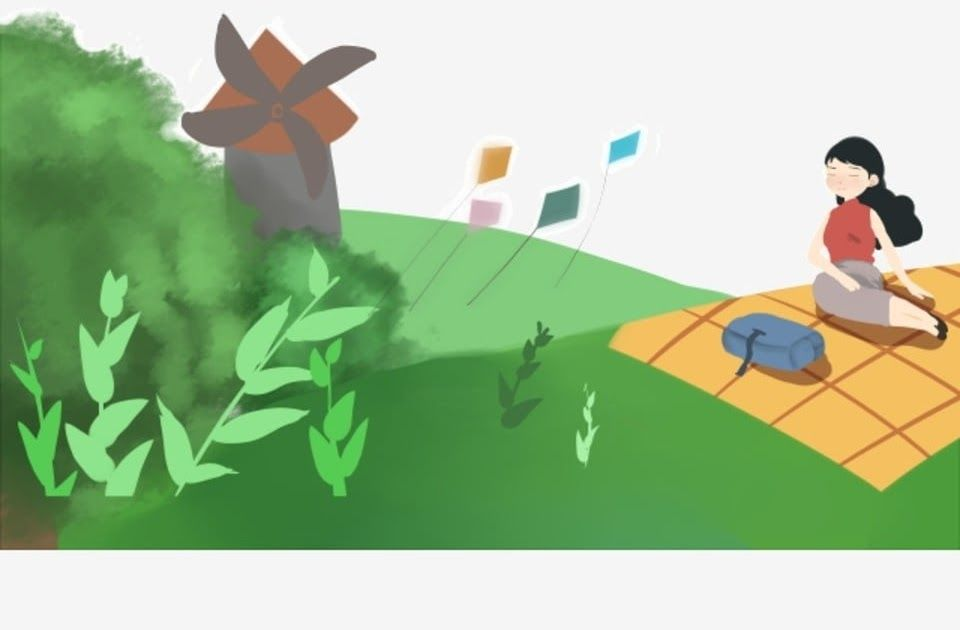 Animasi Hutan Bergerak