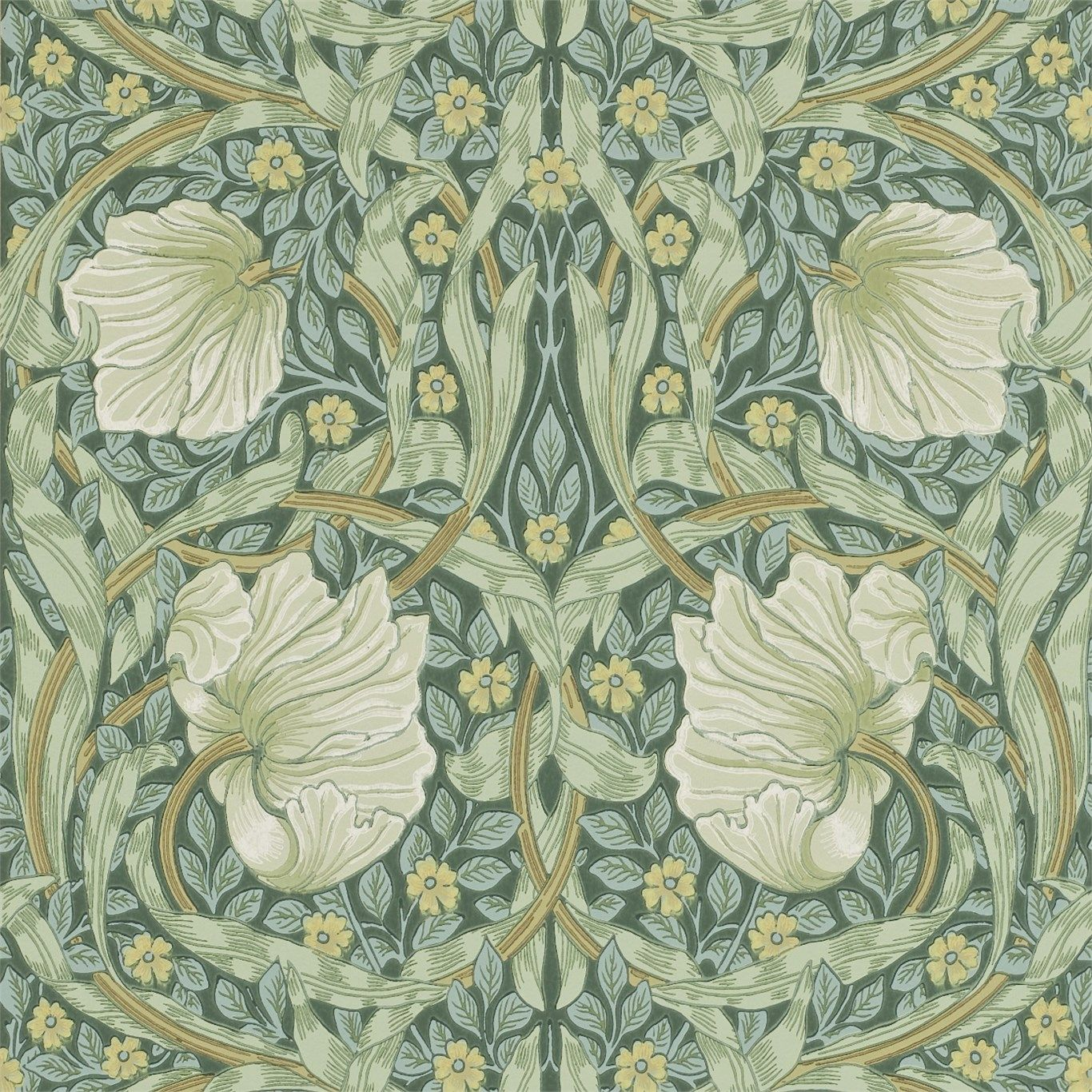 The Original Morris & Co Arts and crafts, fabrics and