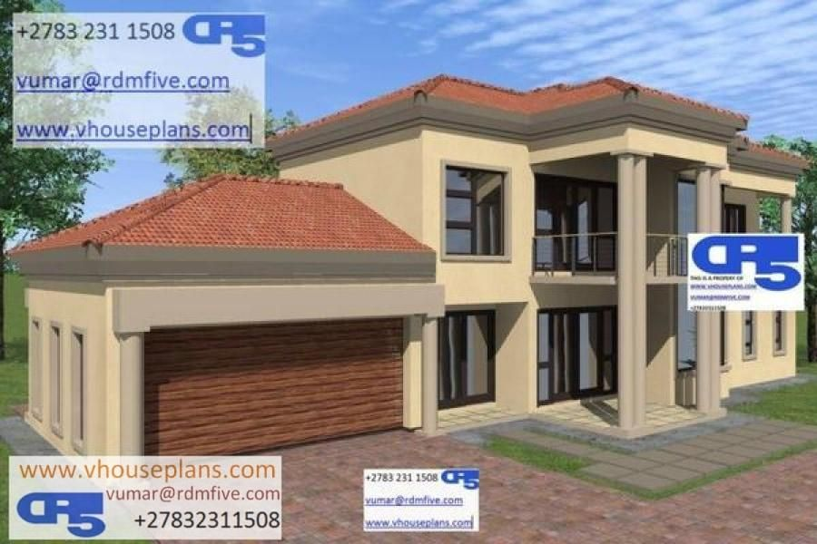 Rdm5 House Plan No W1732 Double Storey House Plans Best House Plans Flat Roof House
