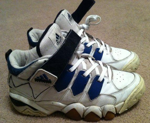 Adidas Adiprene Hitop 1990s basketball