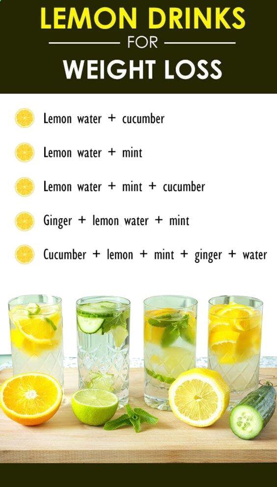the lemon water diet