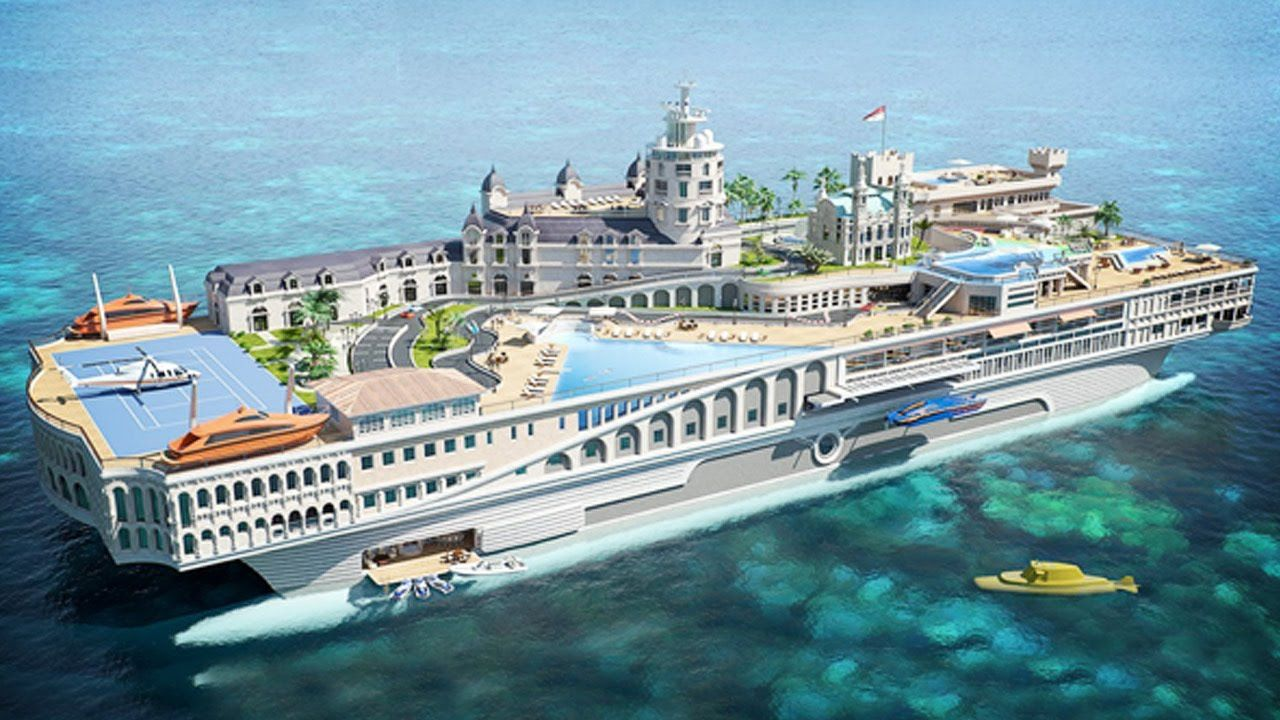 25+ unique Most expensive yacht ideas on Pinterest | Expensive ...