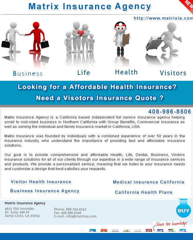 Why Matrix Visitors Is Better Than Other Insurance Companies