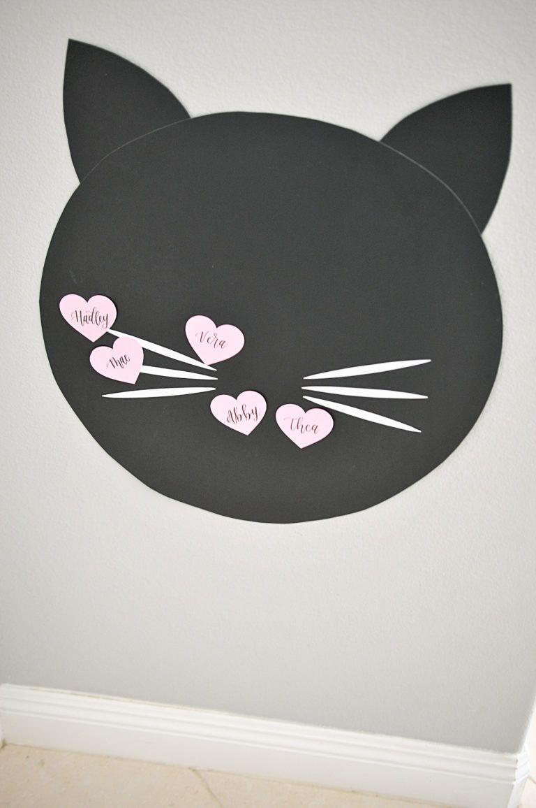 Purrr-fectly Adorable Kitty Cat 3rd Birthday #katzengeburtstag