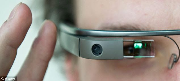 Blog do Diogenes Bandeira: Google Glass pode ser usado para descobrir senhas ...