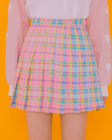 bbfe68f71ce5 LOW STOCK Candy Colored Tennis Skirts | walk walk fashion baby ...
