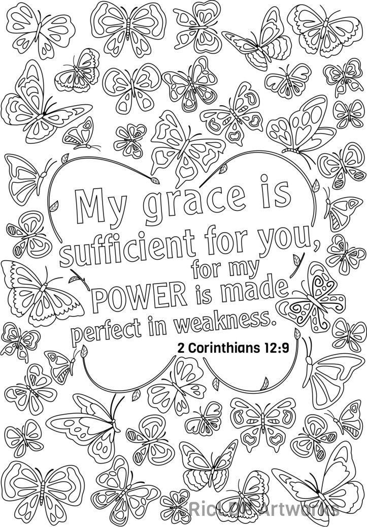 Bundle of 14 Bible Coloring Pages   Bible Coloring Pages ...