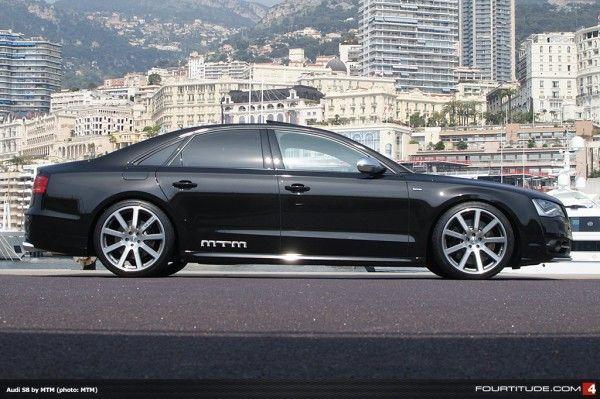 Audi S8 By Mtm Audi Cars Audi Automobile