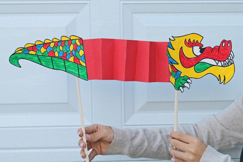 Kid Crafts for Chinese New Year: Quick and Easy Printables and Projects for Lunar New Year