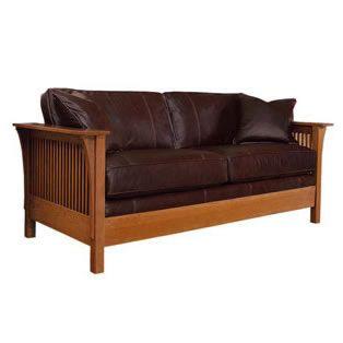 Fayetteville Sofa Stickley Mission Furniture Furniture