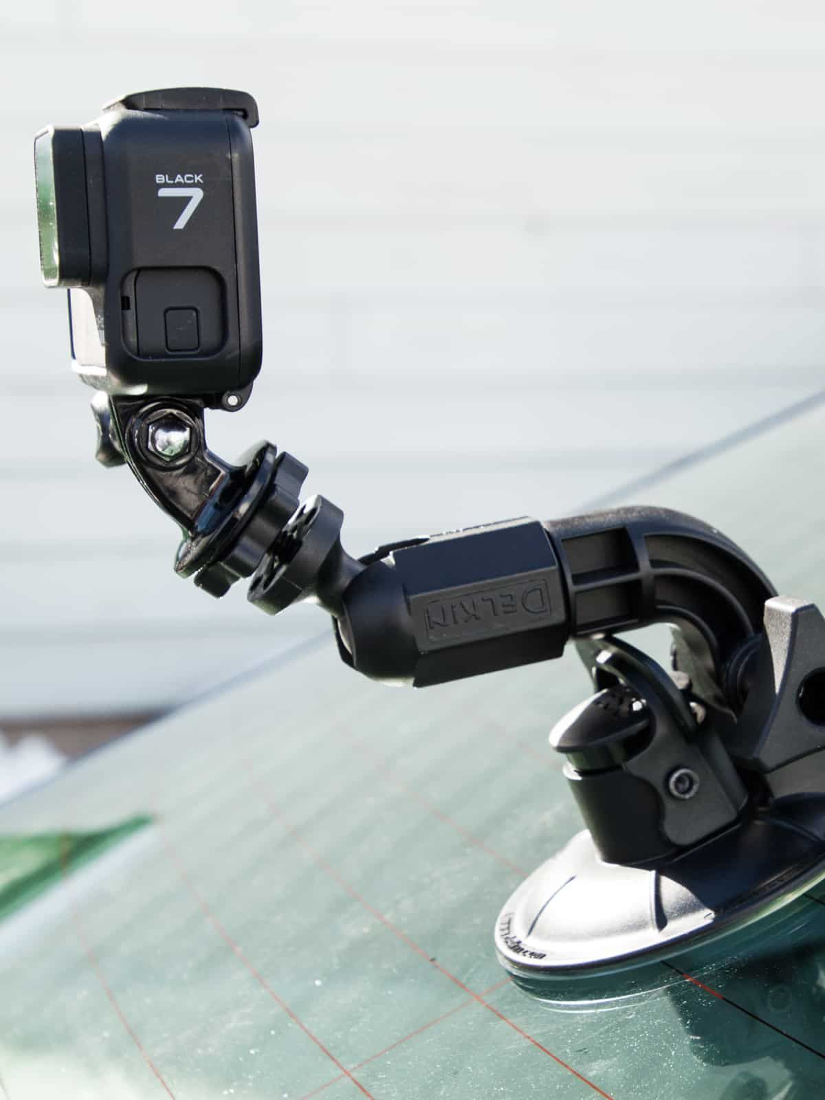 9 best gopro car mounts for rock solid footage suction