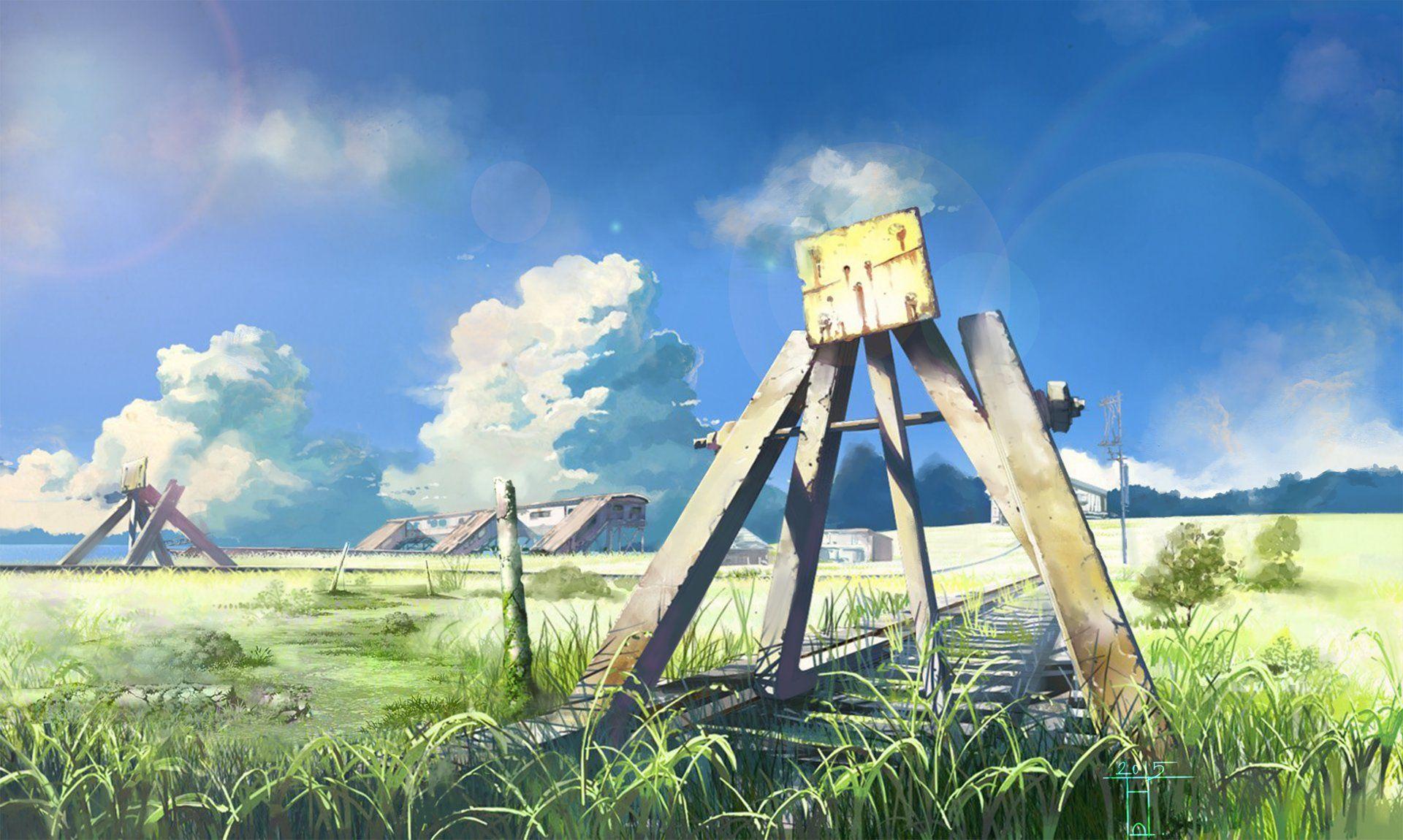 ArtStation - Abandoned land, Aeon Skiagraphia