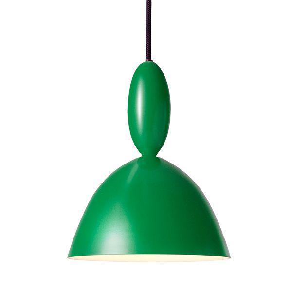 Myy Valaisin Vihre Musta Pendant Lamp Green Lamp Lamp