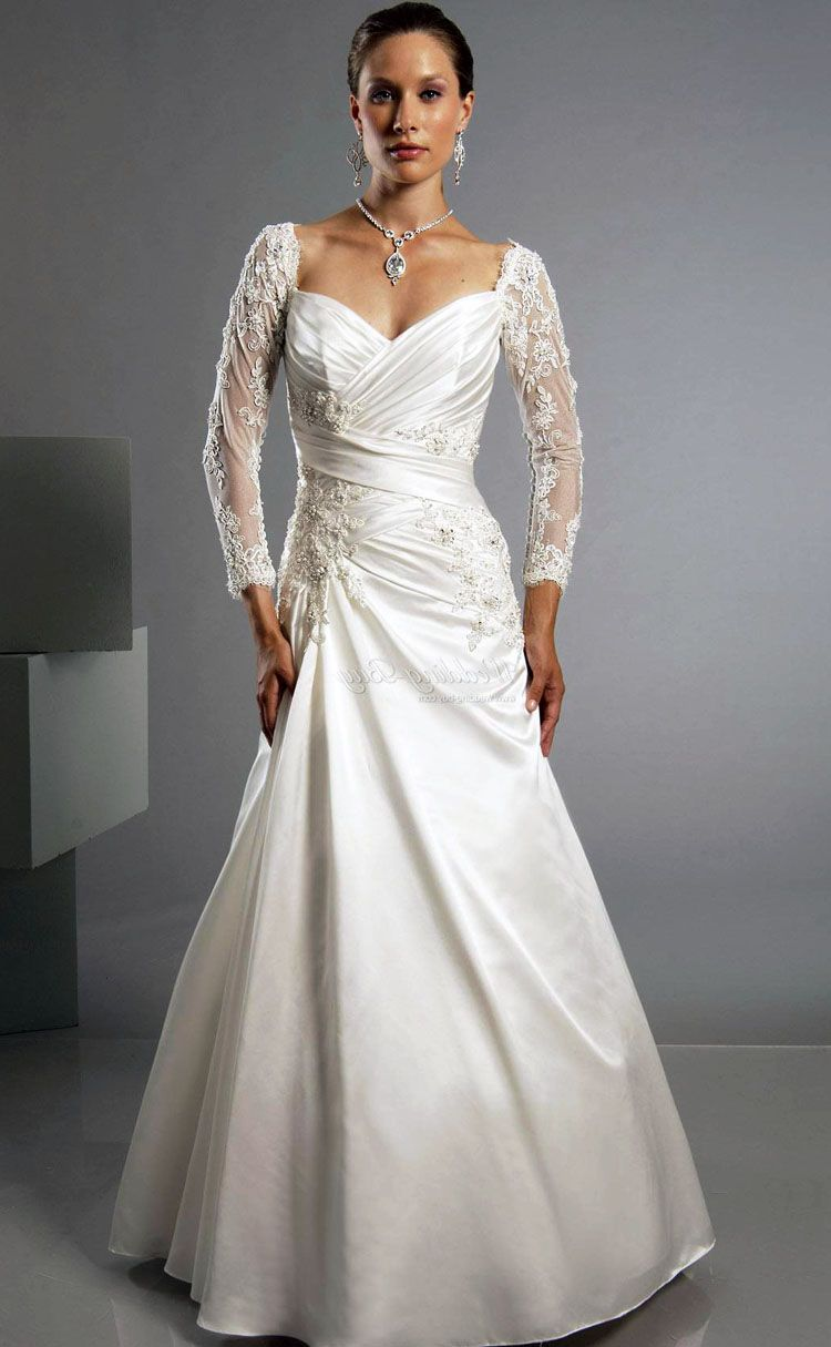 wedding dresses. For the color, many people said that second ...