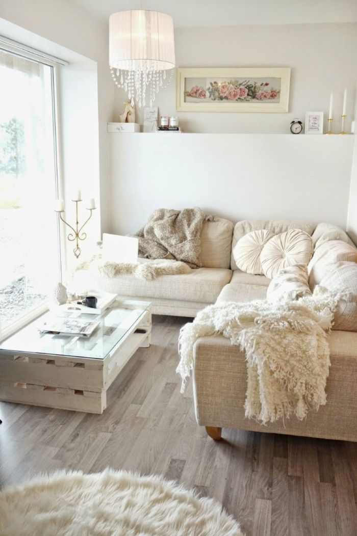 1001 ideas sobre decoraci n de salones para espacios for Ideas de decoracion de interiores pequenos