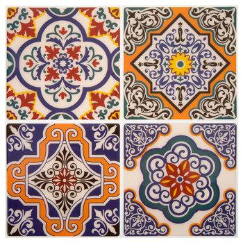 Orange Medallion Tile Adhesive Wall Art Hobby Lobby 1732908 Adhesive Wall Art Self Adhesive Wall Tiles Adhesive Tiles