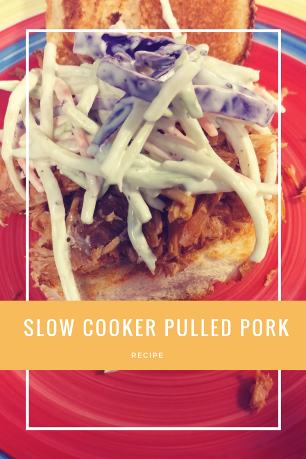 Slow Cooker Pulled Pork. Simple and Delicious Family Meal