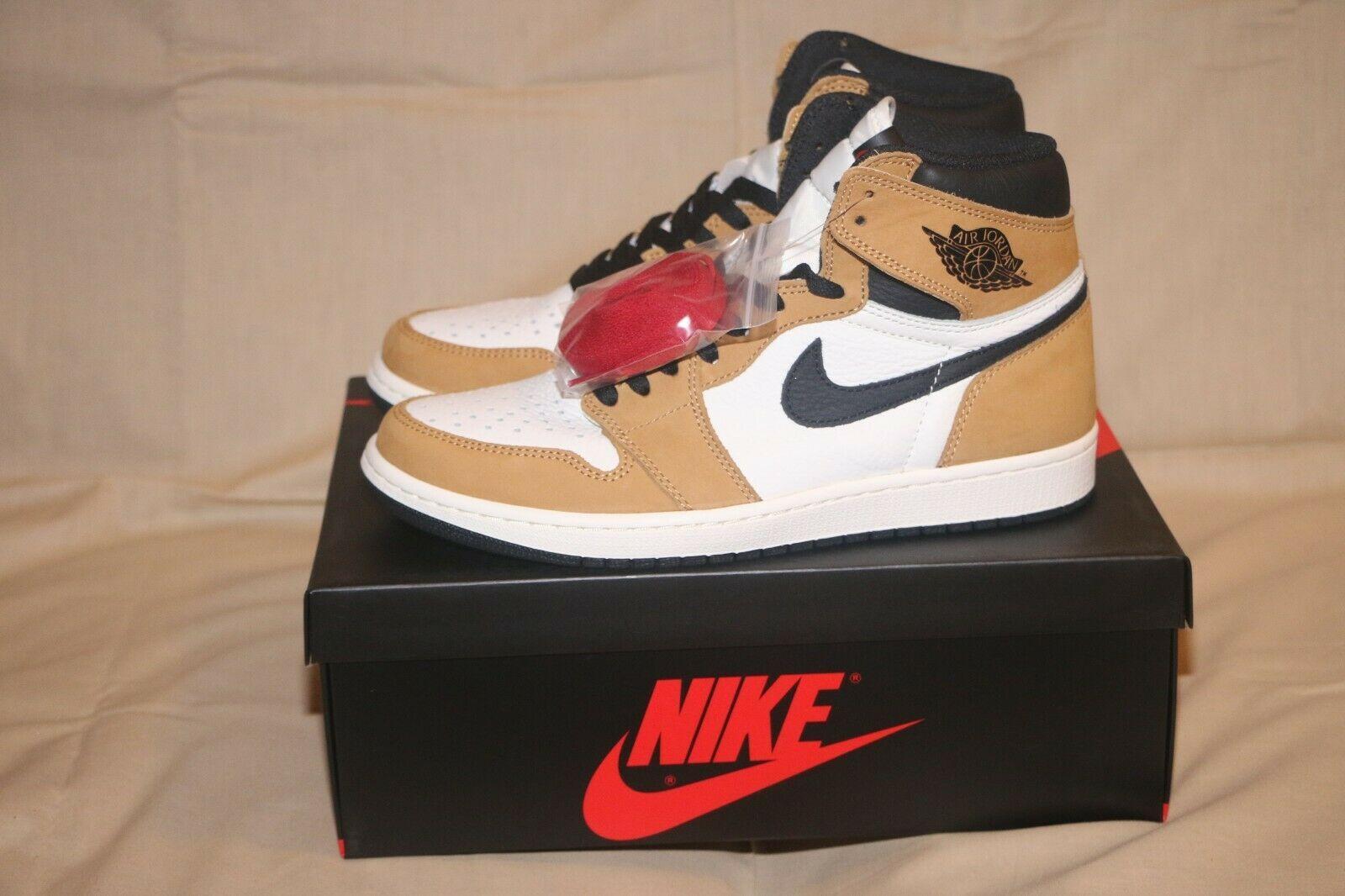 Nike Air Jordan 1 Retro High Og Rookie Of The Year Size 9 555088