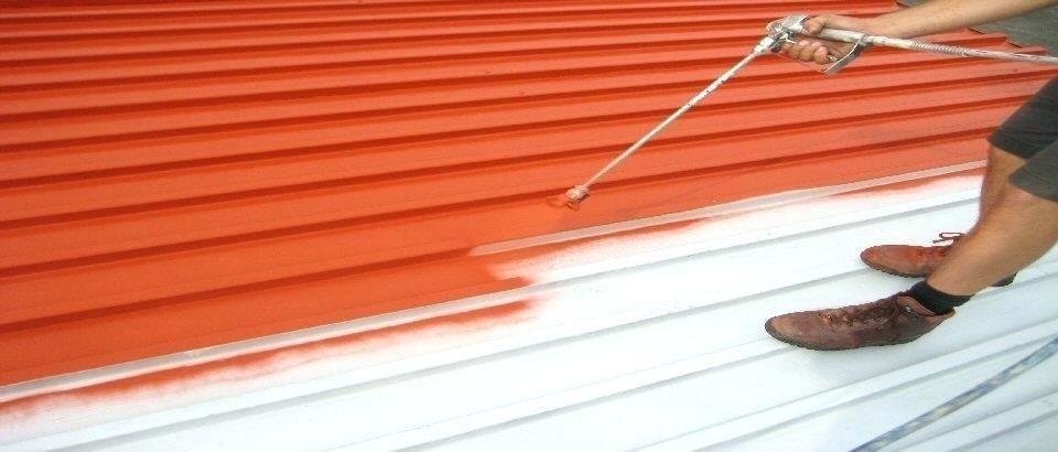 Metal Roof Painting Metal Roof Paint Roof Paint Metal Roof