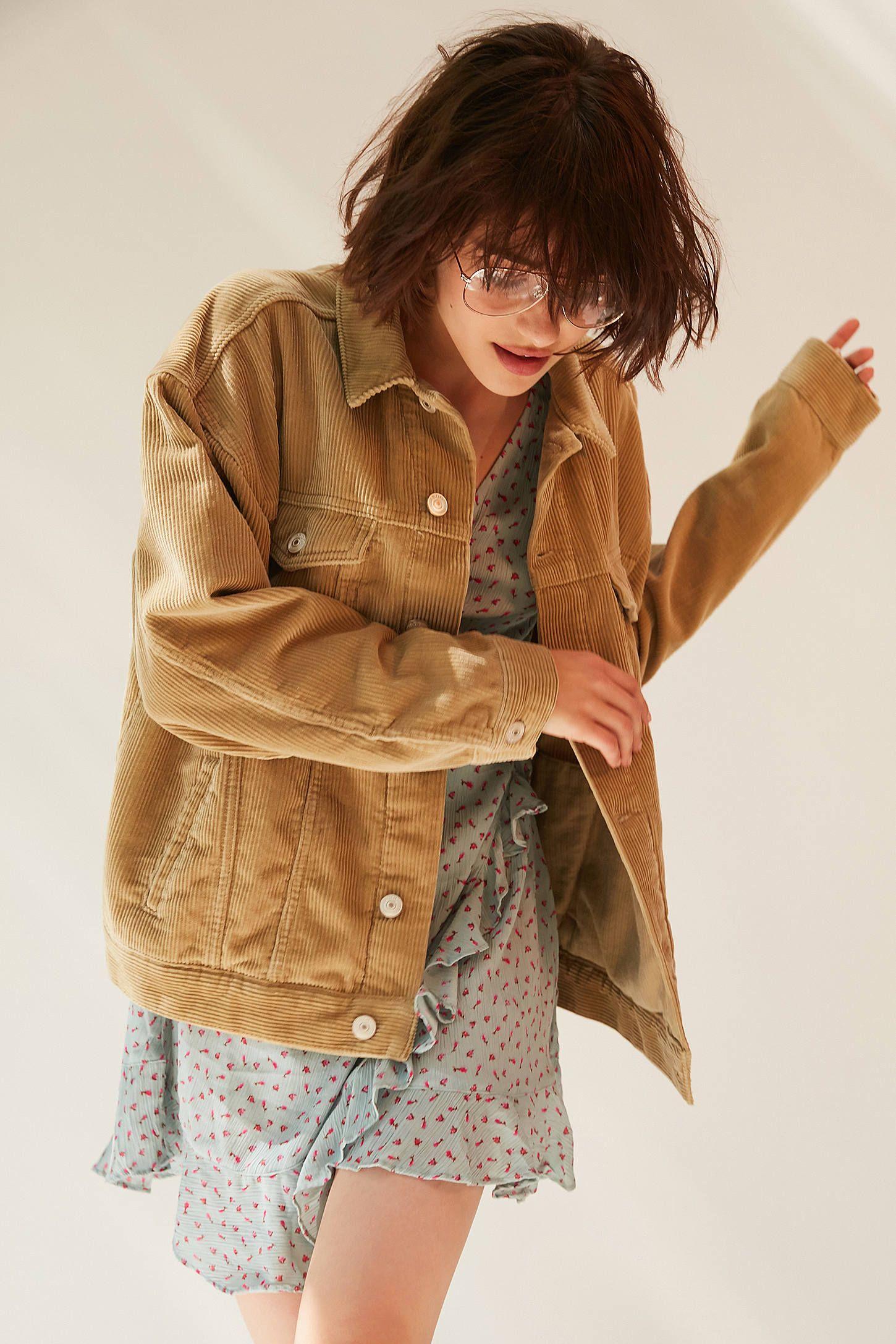 Vintage Corduroy Jacket Womens L Brown Corduroy Jacket 90s Womens Jacket Corduroy Jacket Dark Brown Corduroy Jacket L Womens Brown Jacket L