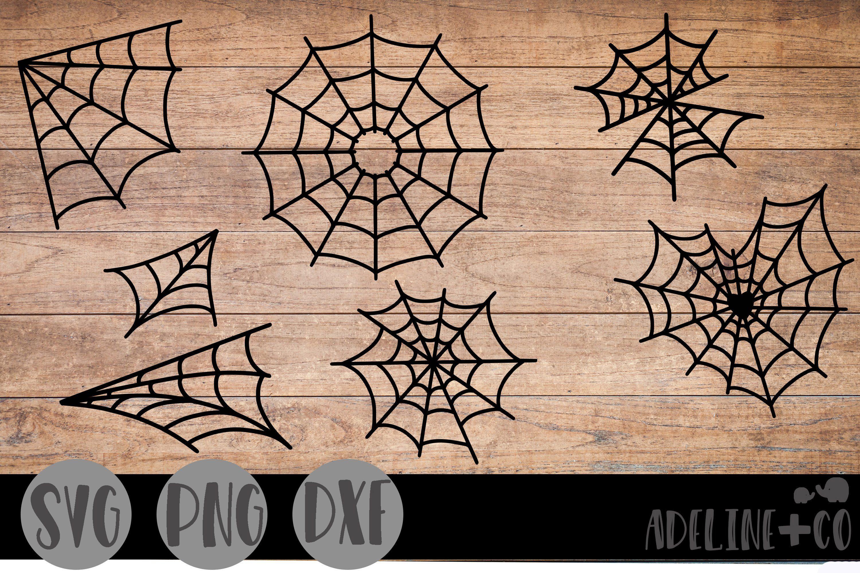 46+ Spider And Spider Web Monogram Designs Set – Svg, Dxf, Eps & Png Image