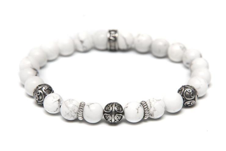 bijoux homme bracelet et perle parisien