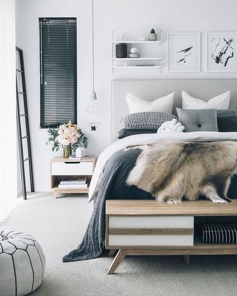 40 Interesting Bedroom Design And Decorations That Will Inspire You