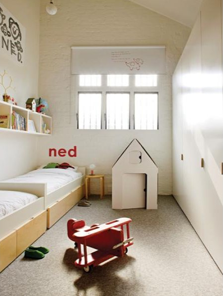 C mo decorar una habitaci n peque a infantil ambientes infantiles decoraci n pinterest - Decoracion habitacion infantil pequena ...