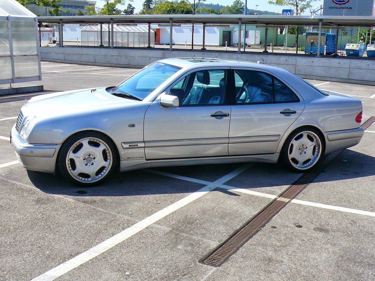 Mercedes w210 tuning 2 tuning cars - W210 Amg